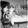 Junior Provisionals of League for Crippled Children ...buffet supper, 1951