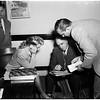 Wife swapping custody case, 1952