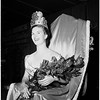 Long Beach Community Fair Queen, 1952