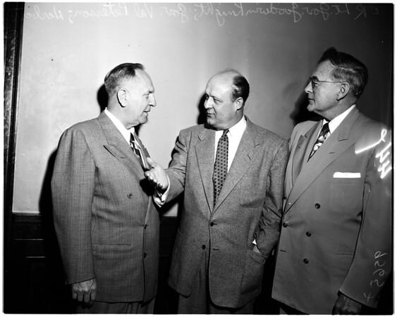 Nebraska Governor, 1952
