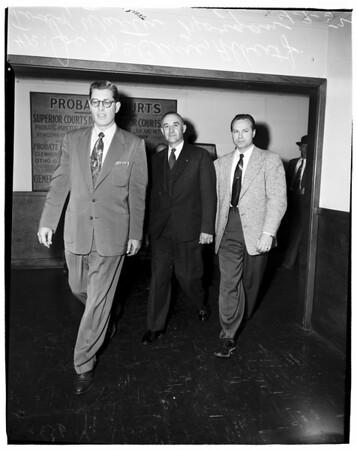 Will case, 1952