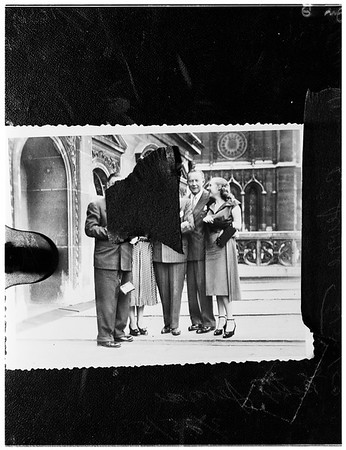 Alimony Story, 1952