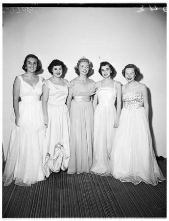 Tarsina club, 1952