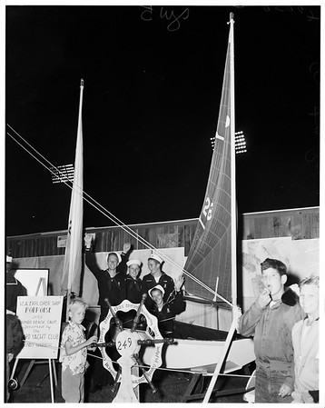 Scout-O-Rama (Colisuem), 1952
