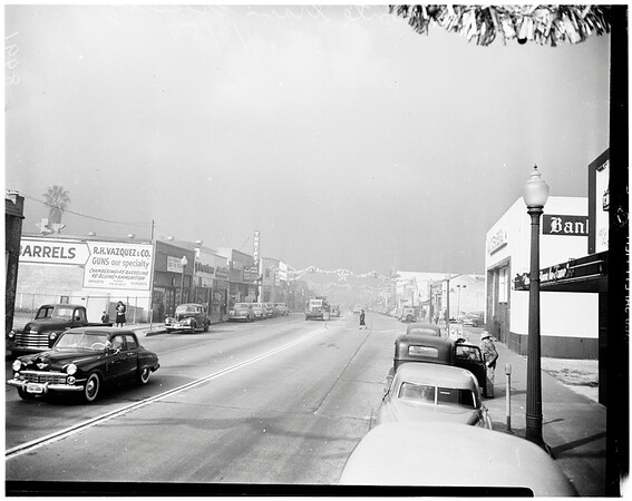 Smudge, 1950