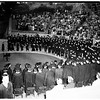 Occidental College graduation, 1952