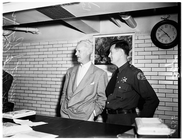 Ryan contempt of court, 1952
