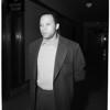 Safeway stick-up man, 1952