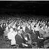 Christian rally at Shrine Auditorium, 1952