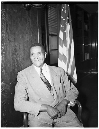 Communist trial, 1952