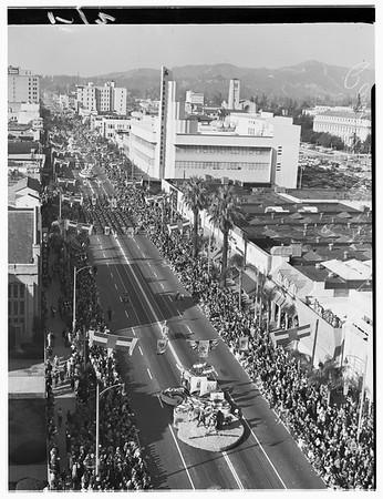 Pasadena Tournament of Roses, 1952