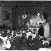 Greek Good Friday ...Helenic Orthodox Church of Annunciation, 1952