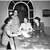 Organization for Rehabilitation Through Training valley chapter plans dinner party, 1952