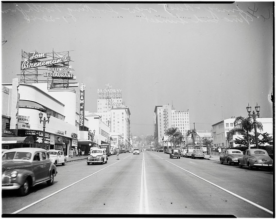 Smog--dust layer, 1948