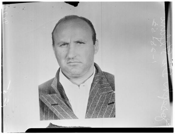 Farkas shooting, 1952