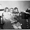 Blind family, 1952
