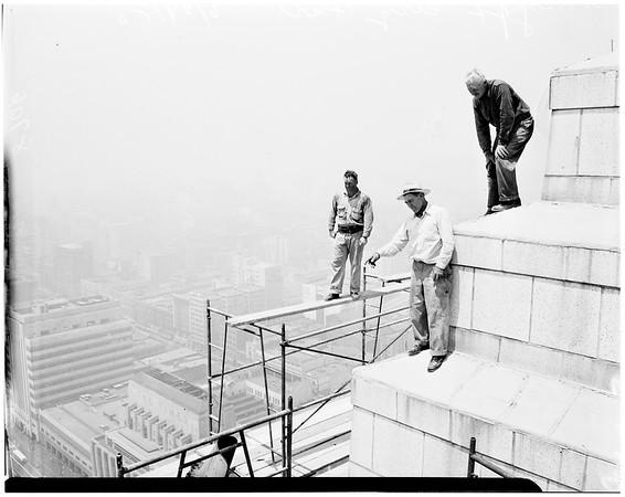 Smog, 1950