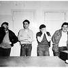 Wilshire sewer rats (burglary), 1952