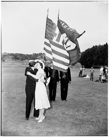 University of California, Los Angeles ROTC, 1952