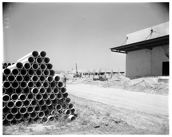 Guided missile plant (Pomona), 1952