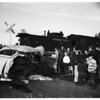 Train versus auto (Lindley Avenue and Topham Street), 1952