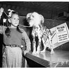 Dog show (Glendale Civic Auditorium), 1952