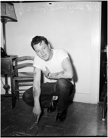 Wilson shooting, 1952