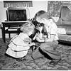 German war orphan, 1952