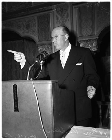 Trailer convention, 1952