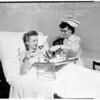 Triplets (Saint Mary's Hospital, Long Beach), 1952