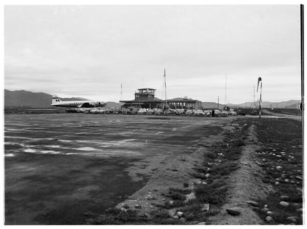 Baja California ...General views, 1952