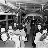 Los Angeles Transit Lines fare increase, 1952