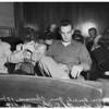 Clemons bigamy preliminary, 1952