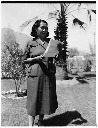 New Indian Chief (Palm Springs-Agua Caliente tribe), 1952