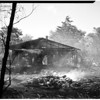 Fire at 1000 block of 166th Street (Gardena), 1952