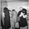 Crime - Vice - Women at Lincoln Heitghts Jail, 1952