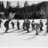 City Ski School, 1952