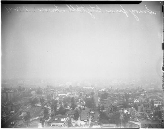 Smog, 1947