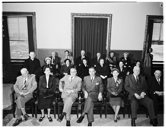 Los Angeles County Grand Jury, 1952