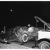 Car runs into truck... 9534 San Fernando Road, Pacoima, 1952