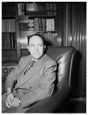 Communist witness number 14, 1952