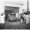Car crash at 1100 Mateo Street, 1952