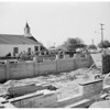 Hope Union Church, Rosemead, wins grand award in Sunday School Attendance ...New Auditorium under sonstruction, 1952