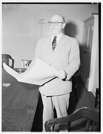 President of Los Angeles Transit Lines, 1952