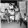 Junior Assistance League  of San Pedro's Colleagues, 1953