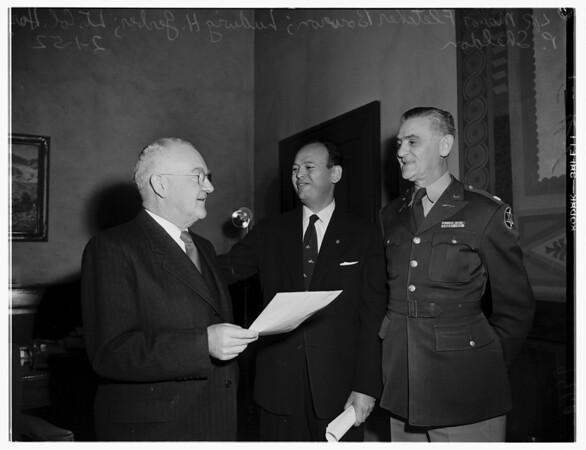 National Defense Week, 1952