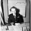 Chief Navy Nurse, 1952