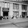 Telephone Strike (433 South Olive Street), 1952