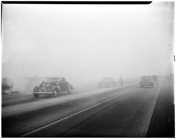 Smog picture, 1948