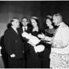 Christening, 1952